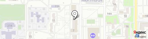 Центр эстетической стоматологии на карте Пензы
