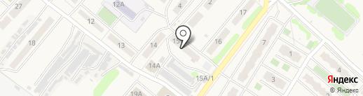 Аптечный пункт на карте Засечного