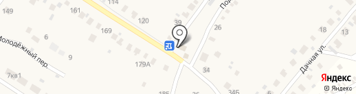 Продуктовый магазин на карте Засечного