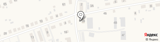 Баня на карте Берсеневки