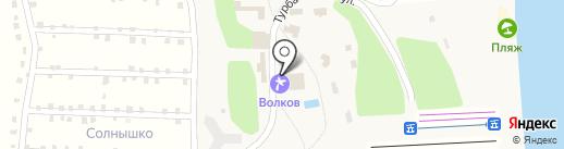 ОБОЙМА 58 на карте Засечного