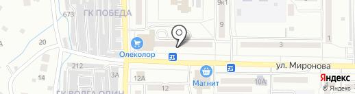 Технологии успеха на карте Саранска