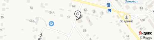 Центр занятости населения Лямбирского района, ГКУ на карте Лямбиря