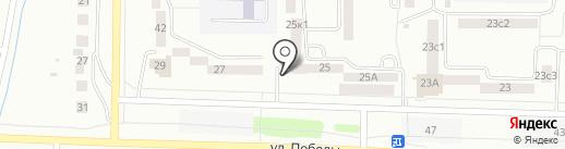 АКБ Актив банк, ПАО на карте Саранска