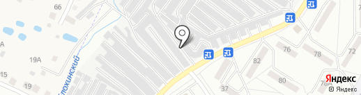 ШИНОМОNТАЖ на карте Саранска
