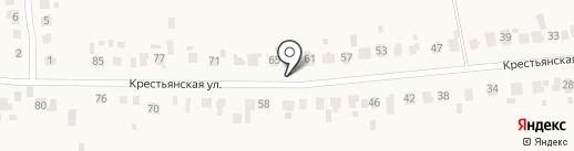 Продуктовый магазин на карте Лямбиря
