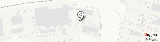 Пенополистиролбетон на карте Саранска