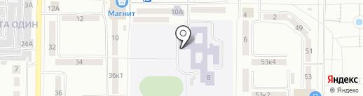 Стайл на карте Саранска