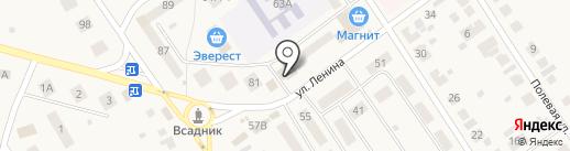 Банкомат, КС банк, ПАО на карте Лямбиря
