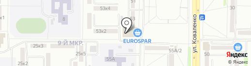 PR-Партнер на карте Саранска