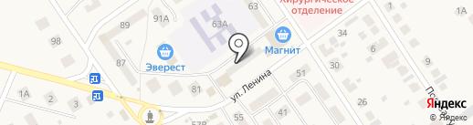 Фармация, ГУП на карте Лямбиря