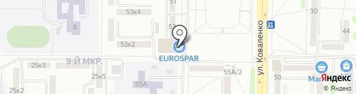 ПироПраздник на карте Саранска