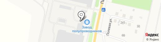 Орбита на карте Саранска