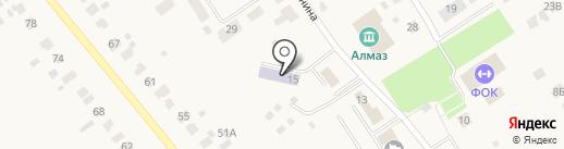 Лямбирская детская школа искусств на карте Лямбиря