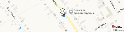 Халял на карте Лямбиря