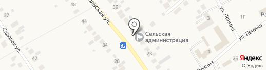 Администрация Лямбирского сельского поселения на карте Лямбиря