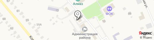 ЗАГС Лямбирского муниципального района на карте Лямбиря