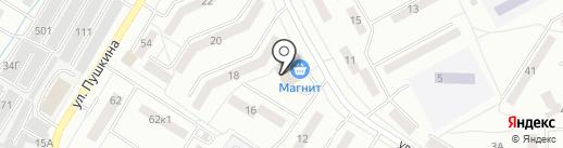 Spar на карте Саранска