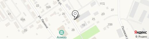 УФК на карте Лямбиря