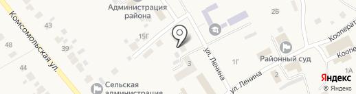 Прокуратура Лямбирского района на карте Лямбиря