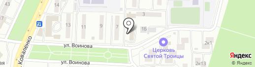 1xbet на карте Саранска