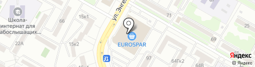 Банкомат, Лето Банк на карте Саранска