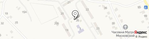 Винторг на карте Лямбиря