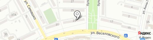 У Елены на карте Саранска