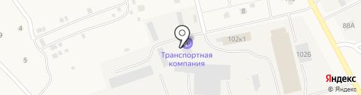 СнабСервис-МК на карте Лямбиря