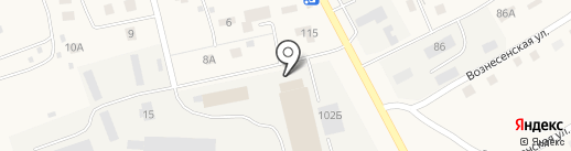 Магазин хозяйственных товаров на карте Лямбиря