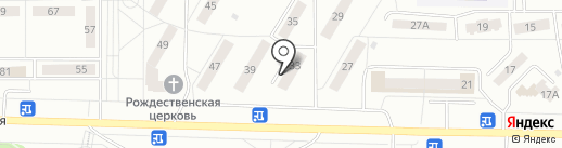 Продукты на карте Саранска