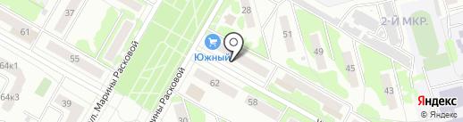 Хобби-Центр на карте Саранска