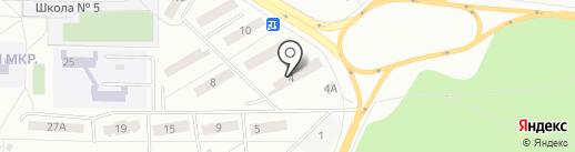 Оптовая компания на карте Саранска