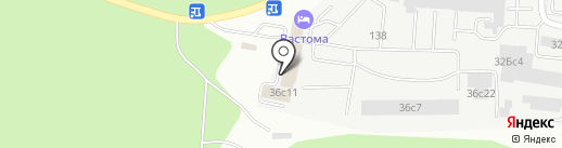 ГАЗ-Детали Машин на карте Саранска