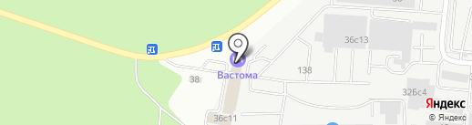 КрепМастер на карте Саранска