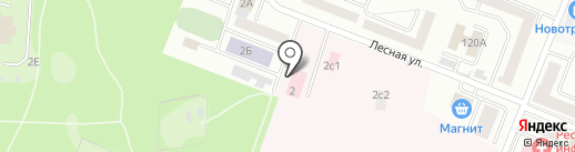 ИНТЕРОСТ ФАРМ на карте Саранска