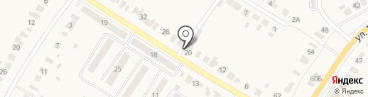 Продукты у Фёдора на карте Саранска