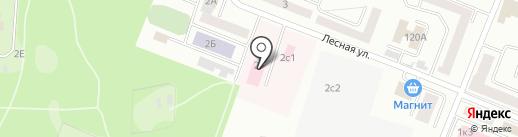 Республиканский наркологический диспансер на карте Саранска