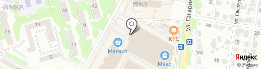 Почта Банк, ПАО на карте Саранска