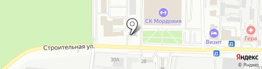 ИНВОЙС на карте Саранска