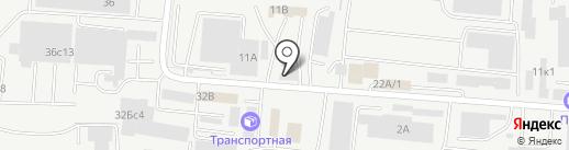 Строй Интерьер на карте Саранска