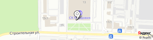 Кафе на карте Саранска