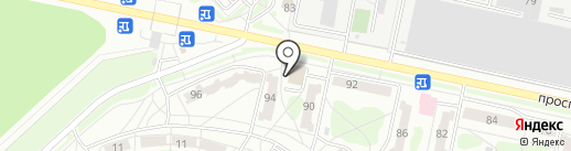 Банкомат, Поволжский банк Сбербанка России на карте Заречного