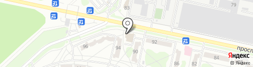 Банкомат, Сбербанк, ПАО на карте Заречного