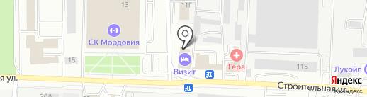 CoffeeLike на карте Саранска