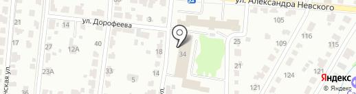 БРОНЯ ЦЕНТР на карте Саранска