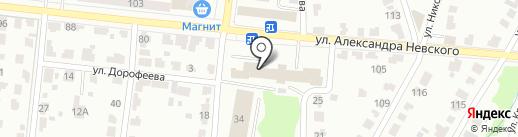 Государственный региональный центр стандартизации, метрологии и испытаний в Республике Мордовия, ФБУ на карте Саранска