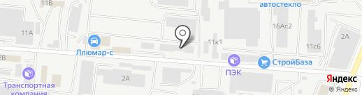 АвтоПодбор на карте Саранска