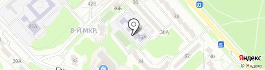 Начальная школа №229 на карте Заречного