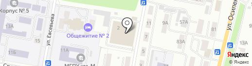 Торгово-монтажная компания на карте Саранска